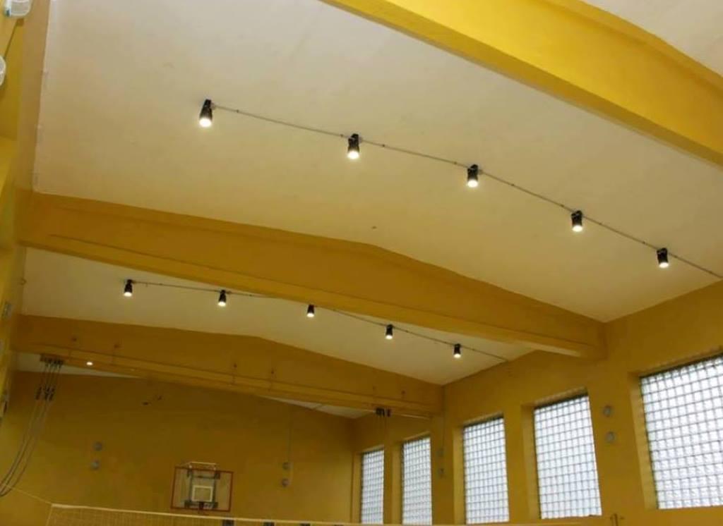 Энергоэффективное освещение в школах