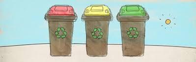 Социальный ролик о сортировке мусора
